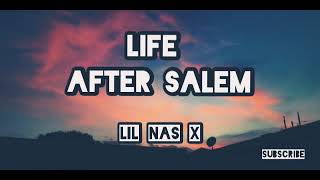 Lil Nas X - Life After Salem (karaoke/Instrumental/Lyrics)