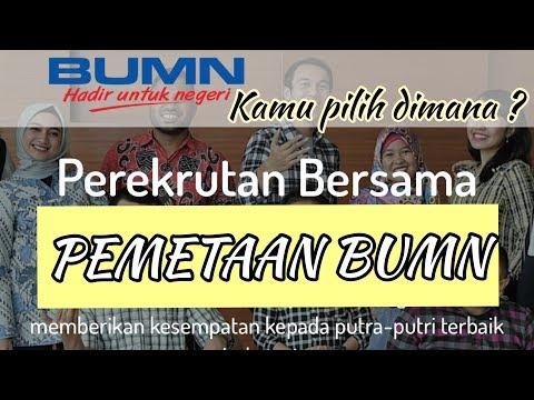 REKRUTMEN BERSAMA FHCI BUMN 2019 | UPDATE INFO PEMETAAN BUMN INDONESIA