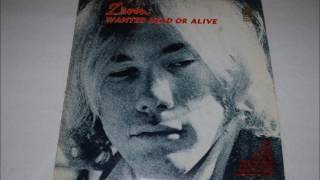 Wanted Dead Or Alive - Warren Zevon