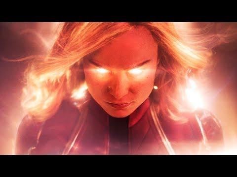 «Капитан Марвел» (2019) — тизер-трейлер