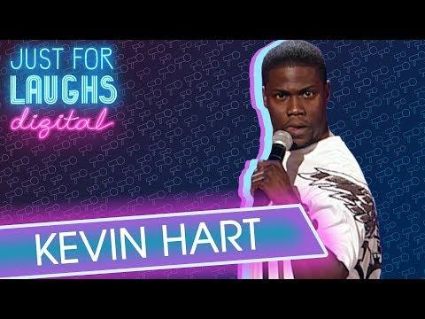 Kevin Hart o zbabělosti, pštrosech a delfínech