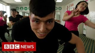 Inside China's 'thought transformation' camps - BBC News