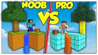 ISOLA NOOB CONTRO ISOLA PRO! - Minecraft ITA