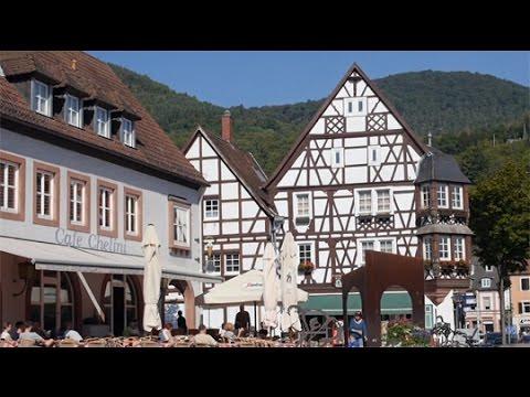 Annweiler am Trifels - Sehenswürdigkeiten der Stadt im Pfälzerwald