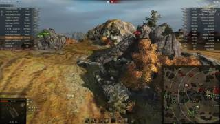 Strv 103B   убивает всех 2017