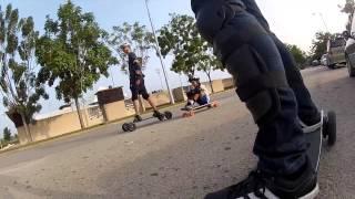 Evolve Skateboards: Riding in Putrajaya