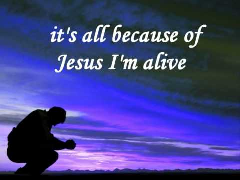 All Because of Jesus cover