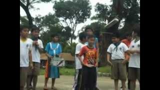 Joyful Angels Academy Scouting 2012 - Eagle Patrol Yell