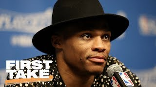 How Should Russell Westbrook Feel About Kevin Durant Winning Title? | First Take | June 14, 2017
