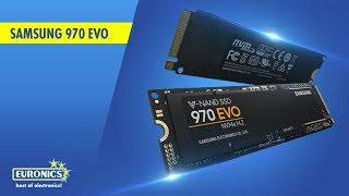 Samsung 970 EVO M.2 - Vorteile einer SSD