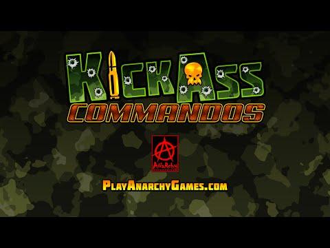 Kick Ass Commandos Trailer thumbnail