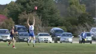 preview picture of video '2nd Semi Final 2012 vs Mt Barker'