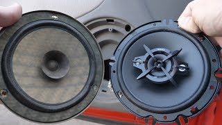 How bad is the $20 car stereo from Walmart?  Install | Review