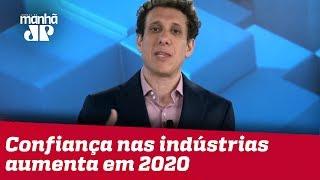 Samy Dana: Confiança nas indústrias aumenta em 2020