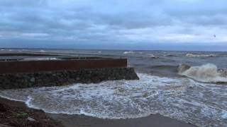 Шторм в Комарово - Storm in Komarovo