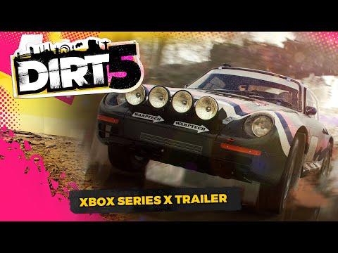 DIRT 5 | Xbox Series X Trailer de DiRT 5