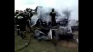 preview picture of video 'Siniestro destruyó una casa y dejó a 4 personas damnificadas en sector de Fortin Ñielol'