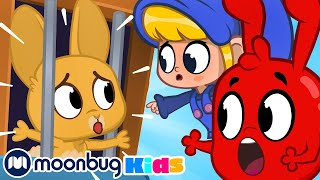 Easter Bunny In Jail | Full Episodes | Cartoons for Kids | Mila and Morphle | Morphle TV