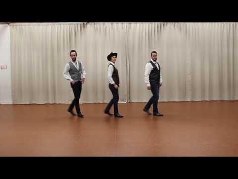LAY LOW Line Dance - danse et compte