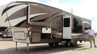 New 2015 Keystone Cougar High Country 29 RLI Fifth Wheel RV - Holiday World of Houston & Dallas