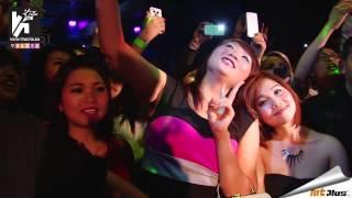 DJ Gái Việt thác loạn 1 Nexttop Hà Nội tại vùng trời âu
