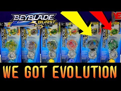 BEYBLADE BURST EVOLUTION IS HERE! WAVE 4 SINGLES UNBOXING/REVIEW GIVEAWAY EXPIRES OCT 29Th 2017