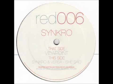 Synkro & Versa - She Said Mp3