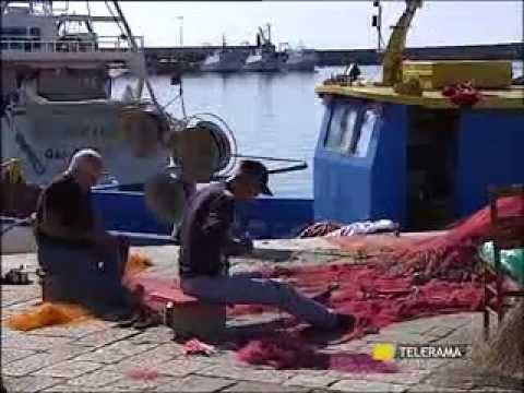 La pesca per giocare il posto