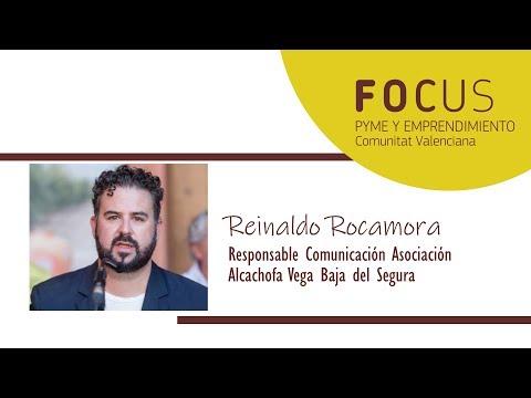 Vídeo Entrevista Reinaldo Rocamora Focus Pyme Vega Baja 2019[;;;][;;;]
