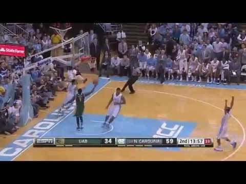 Video: UNC-UAB Game Highlights