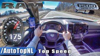 NEW! Dodge RAM 1500 HEMI 5.7 V8 AUTOBAHN POV TOP SPEED By AutoTopNL