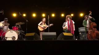 "Ani Difranco ""Alla This"" Boston 11/14/16"