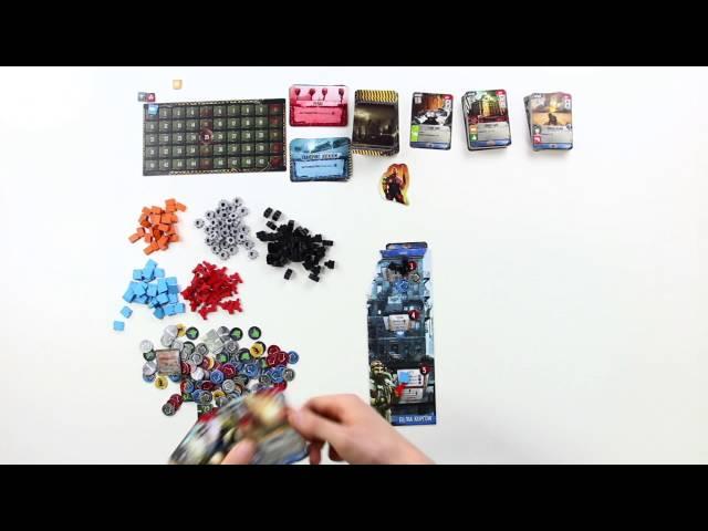 Gry planszowe uWookiego - YouTube - embed WmTWxaaJwUI