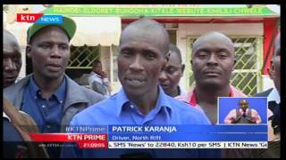 KTN News: Private 'Public Service Vehicle' syndicate along Eldoret-Nairobi road unravelled, 5/10/16