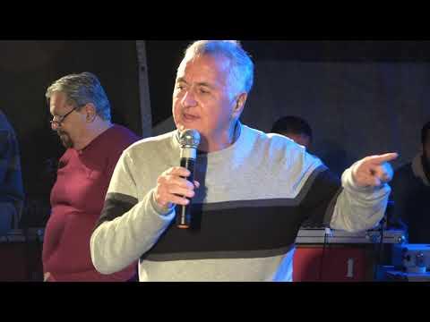 Vice-prefeito Bernardo na Festa Junina 2019 de Juquitiba