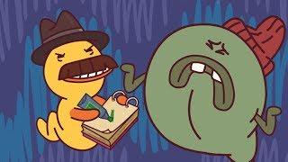 Подводные приключения! - Капитан Кракен и его команда - Сборник мультфильмов для детей