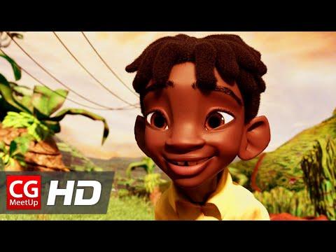 "CGI Animated Short Film: ""The Sugarcane Man"" by The Animation School | CGMeetup"