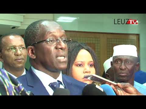 Lancement des Comités de développement sanitaire: Abdoulaye Diouf Sarr rassure