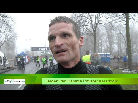 Jeroen van Damme 'Mister Dronten' komt naar de Ketelhavenloop