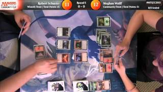 2015 Magic Community Cup Round 5 (BFZ Sealed Deck)