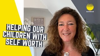 helping our children with self-worth