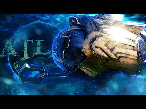 DEEP SEA HORROR BROUGHT TO THE NEXT LEVEL! - Atlas - Mega Update, Submarine & New Beasts - Gameplay