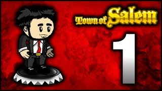 Town Of Salem   ROAD TO 2000 ELO   HERE WE GO AGAIN   Blackmailer Gameplay (Ranked)