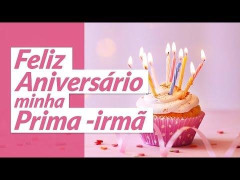 Mensagens De Aniversário Para Prima Irmã Mensagens De Aniversário