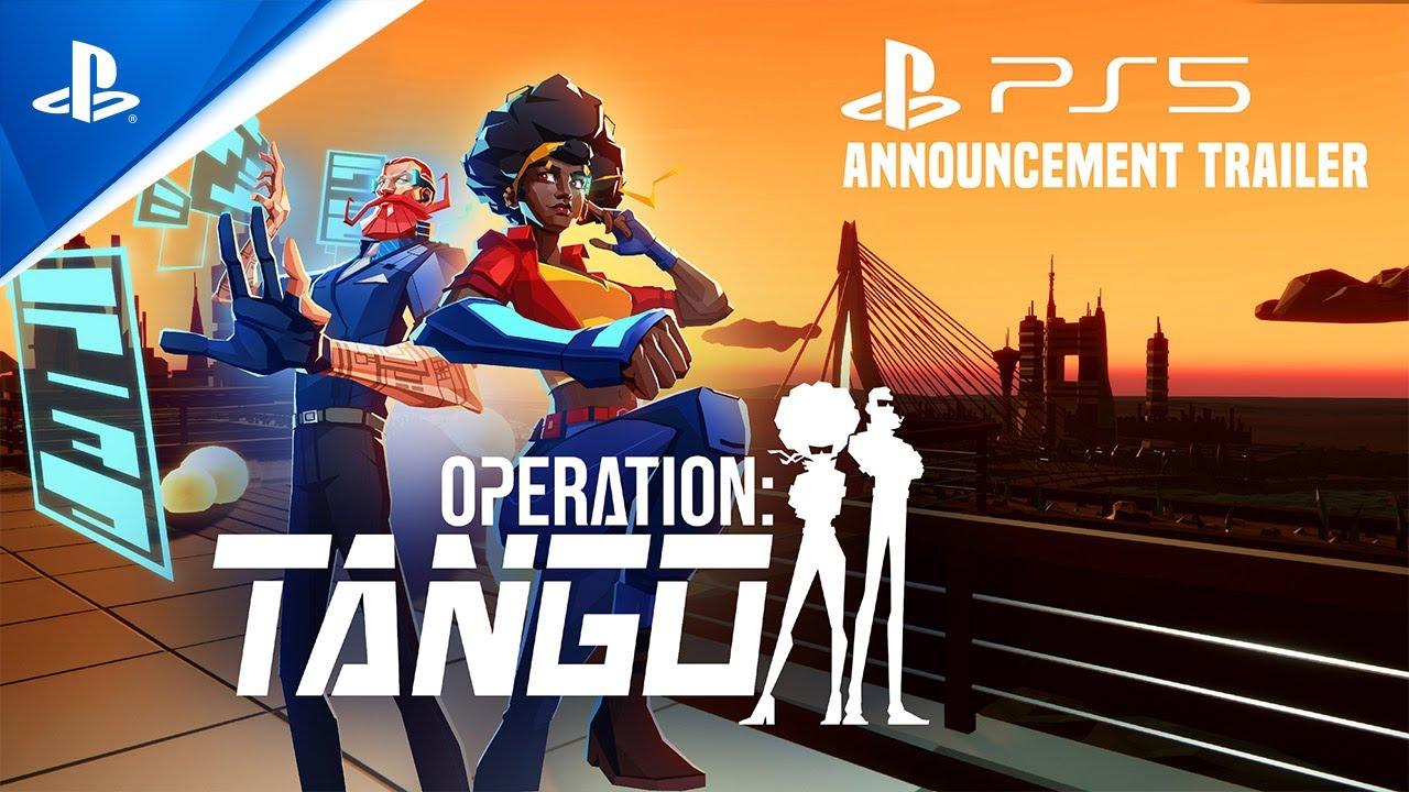Entdeckt die asymmetrische Spielwelt von Operation:Tango