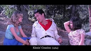 Elvis and Ann-Margret warming up: Movie Music Romance