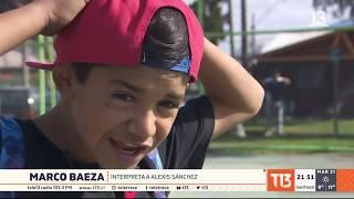 """Protagonista De """"Mi Amigo Alexis"""" Habla De Su Experiencia En La Película De Alexis Sánchez"""