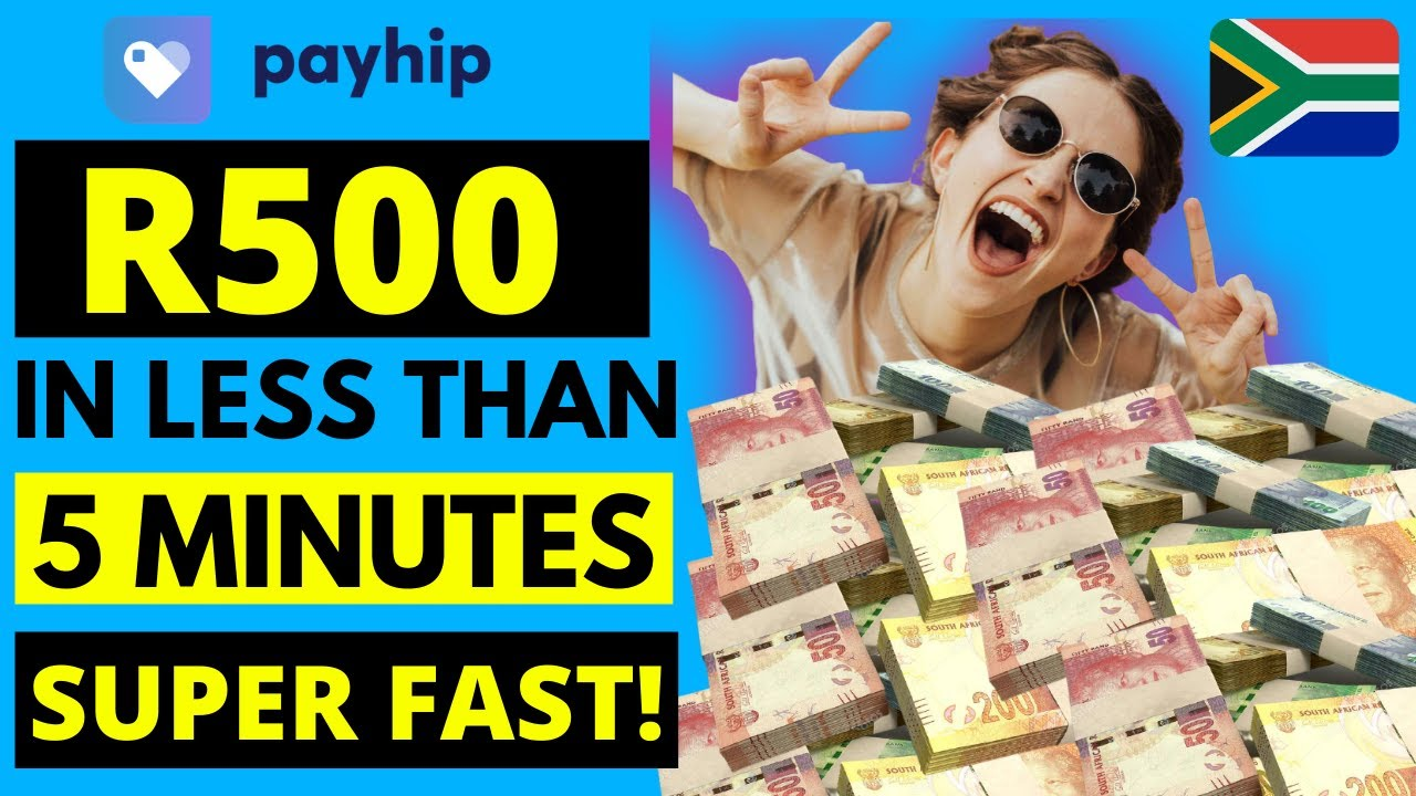 How To Make R500 EVERYDAY In South Africa (Generate Income Online) 2021