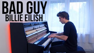 Billie Eilish   Bad Guy (Piano Cover) By Peter Buka