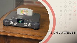 Techjuwelen - Nintendo 64 - Innovatieve console met forse beperkingen
